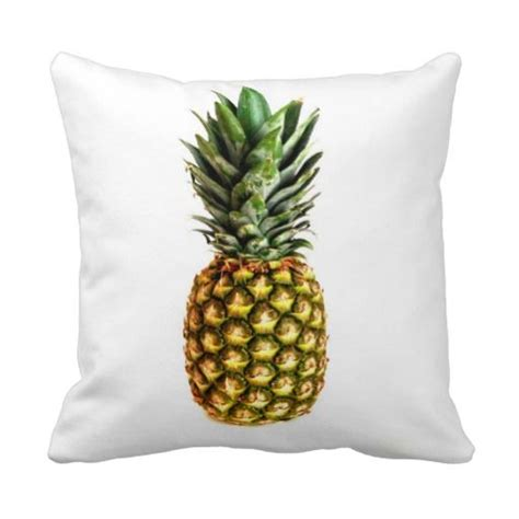 Pineapple Throw Pillow by Pineapple Print Throw Pillow Pineapple