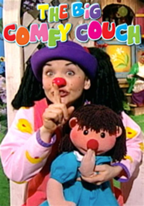 big comfy couch floppy popcornflix