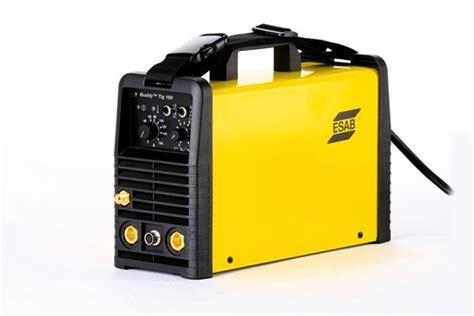 Esab Buddy Tig 160 1 buddy tif 160 hf tig welder esab oxy arc