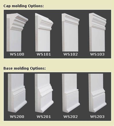 interior base trim ideas baseboards styles selecting the trim for your