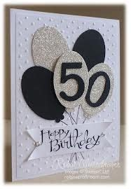Handmade 50th Birthday Cards - 50th birthday cards from stin up search