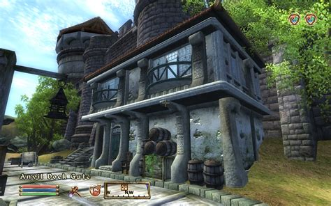 oblivion buy a house imperial city and anvil homes at oblivion nexus mods and