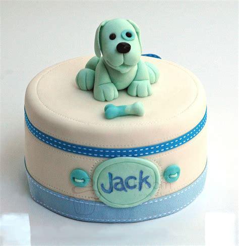 fondant puppy figure baby boy cake baby cakes bakery pinterest baby boy cakes boy cakes