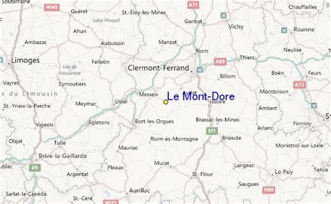 Guide de Station de Ski de Le Mont Dore, Carte & hébergement vacances de ski à Le Mont Dore
