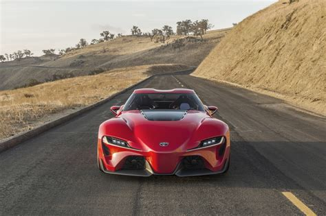 Toyota Ft 1 Concept Toyota Ft 1 Concept Photo Gallery Autoblog