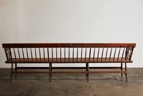 deacon benches for sale 19th century deacon s bench at 1stdibs