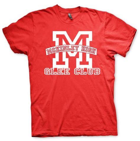 glee mckinley high glee club t shirt findgift