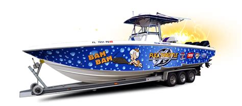 model boat graphics car wraps vehicle wraps and vinyl wraps technosigns