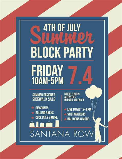 block flyer template 70 flyers psd format free premium
