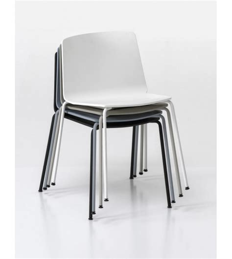 quatre pieds chaises rama quatre pieds chaise kristalia milia shop