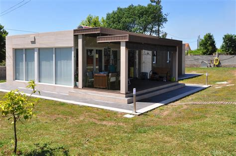 casas con estilo moderno fotos de casas de estilo moderno de casas cube homify