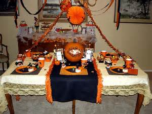 How To Decorate A Halloween Party 25 Party Halloween Decorations Ideas Magment