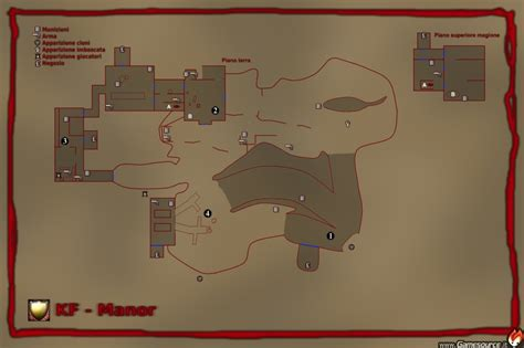 picdun 2 floor 1 map top map layouts killingfloor