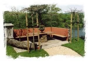 terrassen holzmanier terrassen
