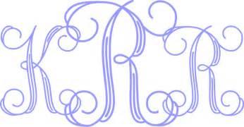 Free Monogram Templates Monogram Template Beepmunk