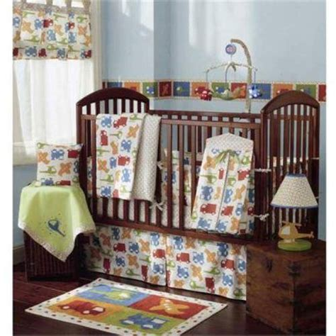 Fishing Crib Bedding Sets Homeofficedecoration Rainbow Fish Bedding For Crib