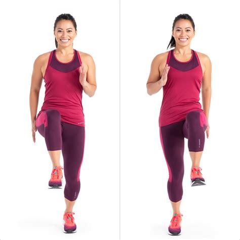 minute cardio  abs popsugar fitness uk