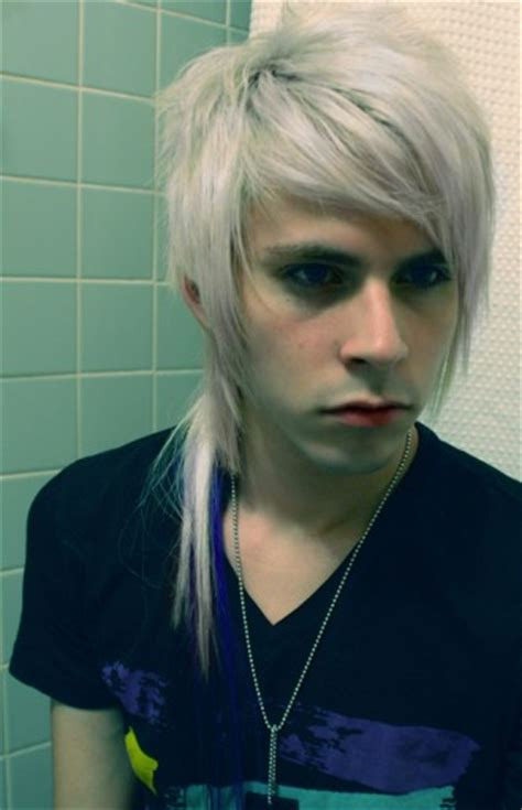 blonde emo hairstyles for guys blonde emo hairstyles for boys blonde emo hairstyle for boys