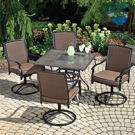 wilson and fisher patio furniture wilson and fisher barcelona patio furniture dro press gazebos