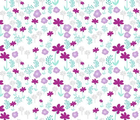 girly easter wallpaper flowers spring florals purple pastel lilac lavender
