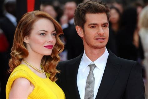 emma stone engaged are emma stone and andrew garfield getting married