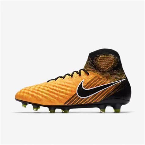 Nike Magista Obra Ii Lightning Sepatu Bola jual sepatu bola nike magista obra ii fg yellow original