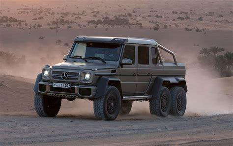 mercedes benz 6x6 mercedes benz g63 amg 6 215 6 to cost 600 000 in germany