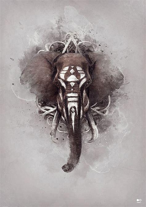 war elephant tattoo best 20 elephant design ideas on elephant