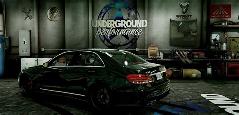 Underground Performance   Los Santos Customs replacement