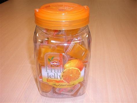 Triko Pudding Jelly fruit jelly 1200g mandarin products taiwan fruit jelly