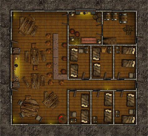 Floorplan Maker wrafton s inn maps pinterest rpg fantasy map and