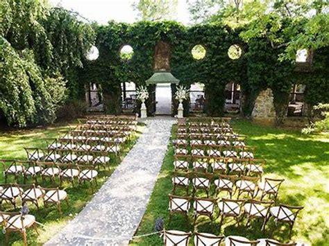 Wedding Venues Northern Va by Best Outdoor Wedding Venues In Northern Virginia Mini Bridal