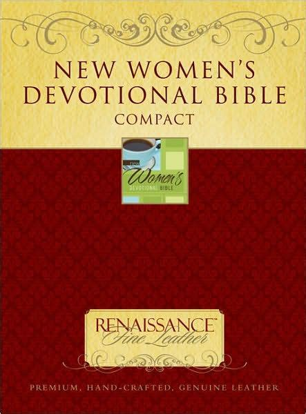 Bible Barnes And Noble New Women S Devotional Bible Compact By Zondervan