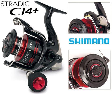 Reel Shimano Stradic Ci4 1000fa restock shimano reels fishingkaki