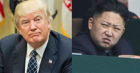 donald trump vs kim jong un trump calls kim jong un a quot pretty smart cookie quot during