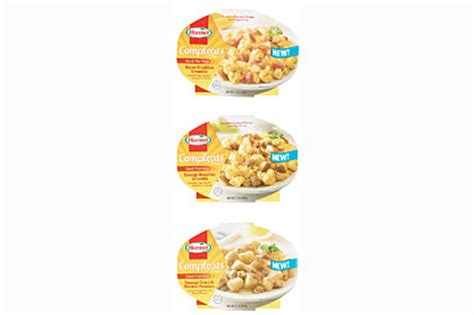 Hormel Shelf Stable Meals by Hormel Compleats Shelf Stable Line Expands Into Breakfast