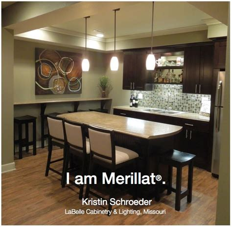 labelle cabinetry lighting 10 best kitchens baths designed with merillat images on
