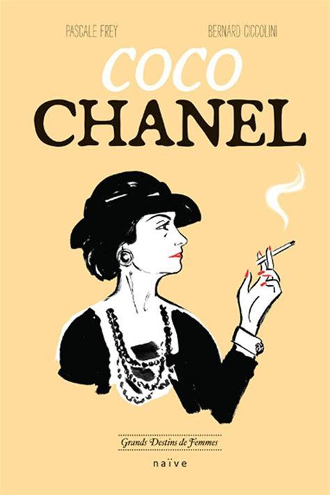coco chanel biography vogue coco chanel comic book pursuitist