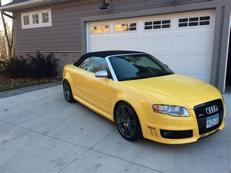 audi rs4 for sale craigslist for sale 2008 audi rs4 convertible 15k