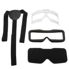 2pcs Fatshark Replacement Faceplate Soft Foam Pads Fpv fpv goggles buy cheap fpv goggles from banggood