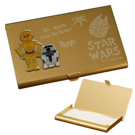R2d2 Business Card Holder
