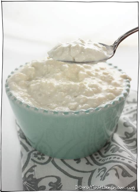 vegan cottage cheese recipe easy vegan cottage cheese it doesn t taste like