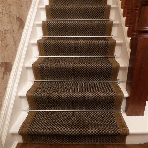 brown carpet runner brown stair runner rug gingham carpet runners uk