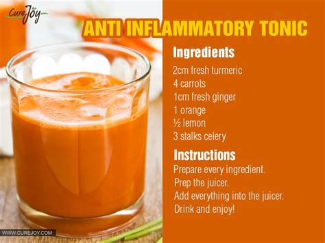 Inflammation Detox Drink by 100 Healthy Juice Recipes On Detox Juice