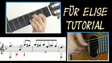 youtube tutorial fur elise fur elise classical guitar sheet music pdf cigar box