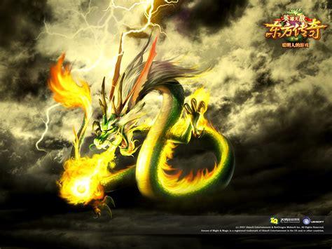 Design Home Online Game 2 oriental legend dragon king wallpaper 1280x960