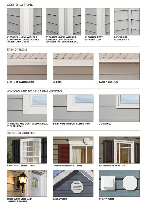 house vinyl siding options chicago siding contractors