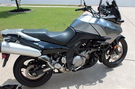 2006 Suzuki Sport Buy 2006 Suzuki V Strom 1000 Sport Touring On 2040 Motos