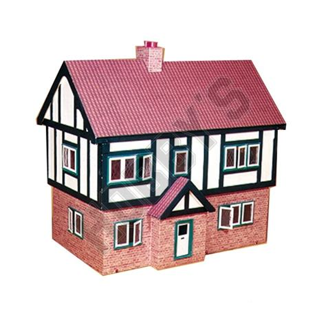 tudor dolls house shop plan tudor style dolls house hobby uk com hobbys