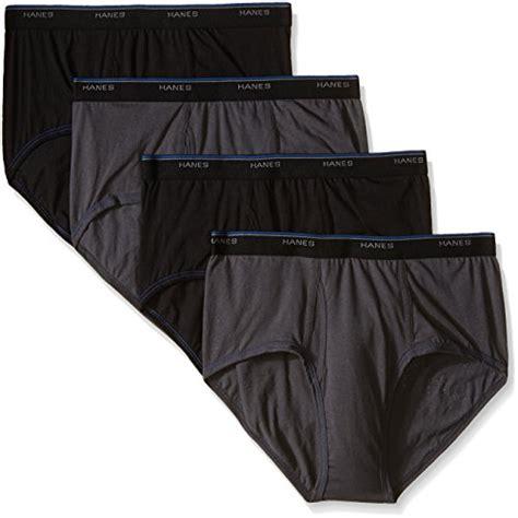hanes comfort blend hanes men s 4 pack comfort blend dyed brief assorted